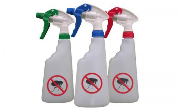 Insecticida para pulgas