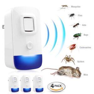Ahuyentador para insectos